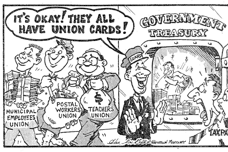term papers labor unions
