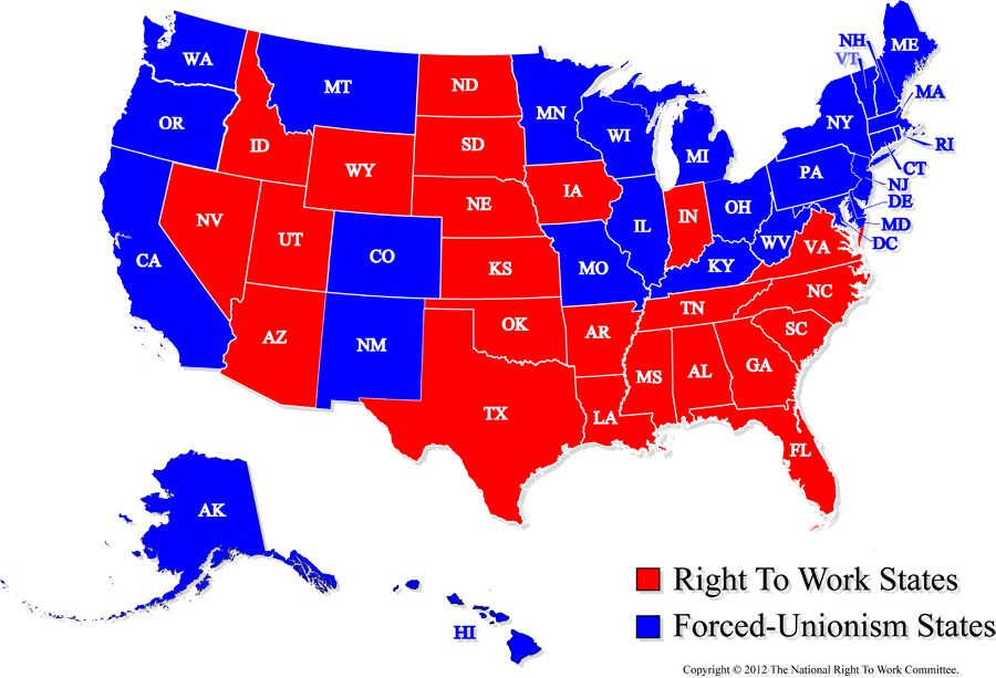 Only 26 Labor States Remain  Politics